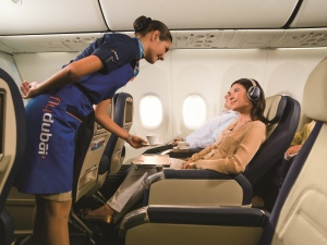 flydubai launches new business class service
