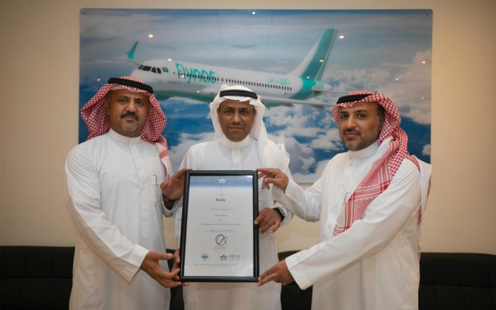 flynas completes IATA operational safety audit registration