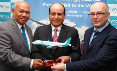 flynas brings low-cost Saudi flights to Manchester