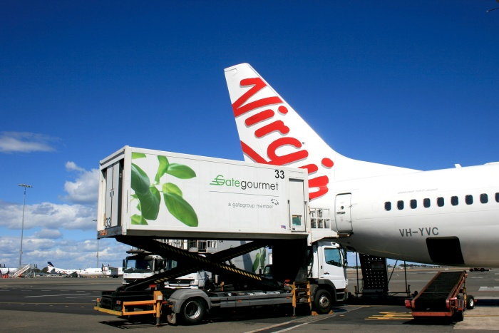 Virgin Australia signs gategroup catering partnership