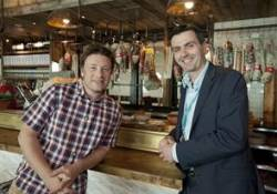 Jamie Oliver's new restaurant opens its doors at Gatwick Airport