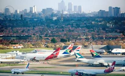 Philippine Airlines finds a home at Heathrow