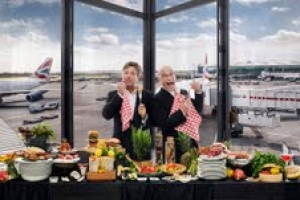 Heathrow unveils first food guide