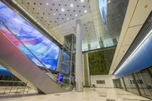 Hong Kong airport boosts capacity as Midfield Concourse opens on time
