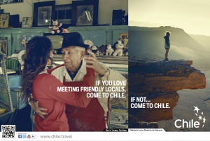 Chile launches new overseas tourism campaign