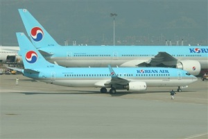 Korean Air unveils second SkyTeam livery aircraft