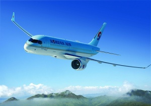 London performs well for Korean Air