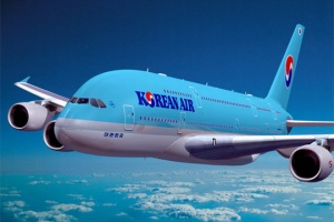 Korean Air outlines fleet expansion plans for 2013