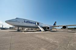 World's longest airliner ready for take-off