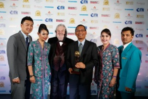 Malaysia Airlines wins 'Asia's Leading Airline' at World Travel Awards 2013