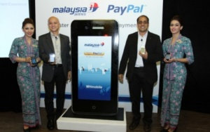Malaysian Airlines enhances mobile payment options