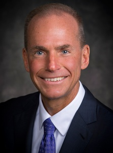 Muilenburg elected Boeing chairman as McNerney steps down
