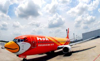 Nok Air announces special flights during the flood crisis