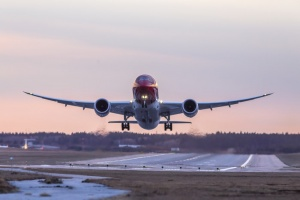 Record passenger numbers for Norwegian