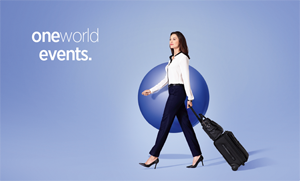 oneworld overhauls events offering