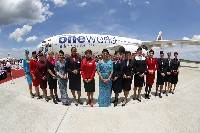 oneworld issues 2050 net zero carbon emissions ambition