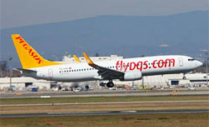 Pegasus to fly from Brussels' Charleroi Airport