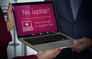 Qatar Airways to offer rental laptops to US-bound business class passengers