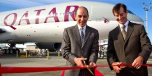 Qatar takes delivery of 100th airliner
