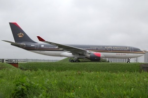 Royal Jordanian adds third new A330 to its fleet