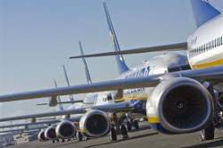 Ryanair to add 12 Stansted routes