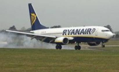 Ryanair launches Newcastle winter schedule