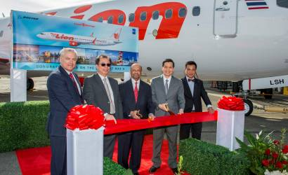 Lion Air Group receives first ever 737 MAX 9