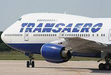 Transaero launches new address for mobile website