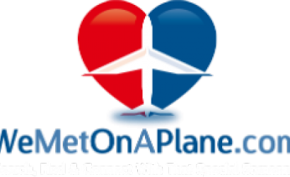 WeMetOnAPlane.com launches to help airline passengers re-unite their love online