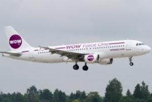 WOW Air launches twice-weekly service from Gatwick Airport to Reykjavik