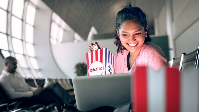 Dubai International to offer free movies over Wi-Fi to passengers