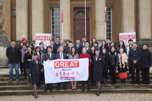 VisitBritain launches 'Great China welcome' chartermark