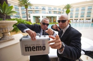 'Million Dollar Memo' generates buzz in offices around the world
