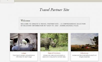 Singita launches new travel partner website
