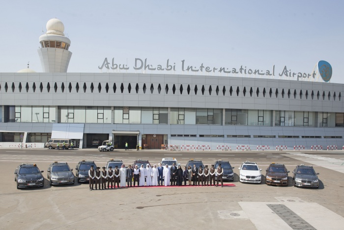 Abu Dhabi Airports doubles VIP vehicle fleet