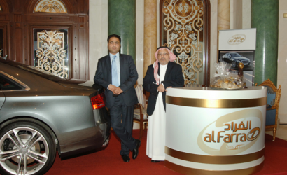 Breaking Travel News review: Al Farrad Car Rental