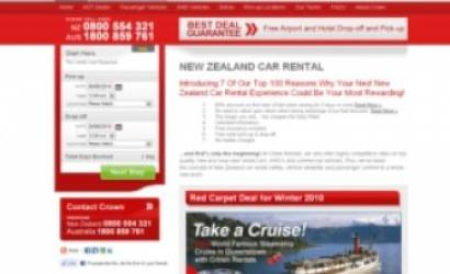Rental Car Company Provides New Service
