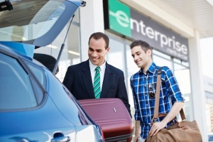 Enterprise Rent-A-Car launches new UK website