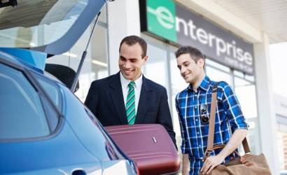 Enterprise Rent-A-Car overhauls cleanliness commitment