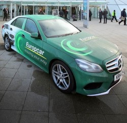 Europcar at Business Travel Show 2015