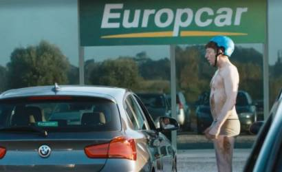Europcar returns to UK screens for first time in five years