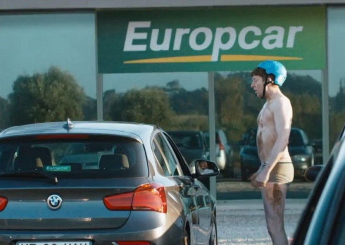 Europcar Returns To Uk Screens For First Time In Five Years News