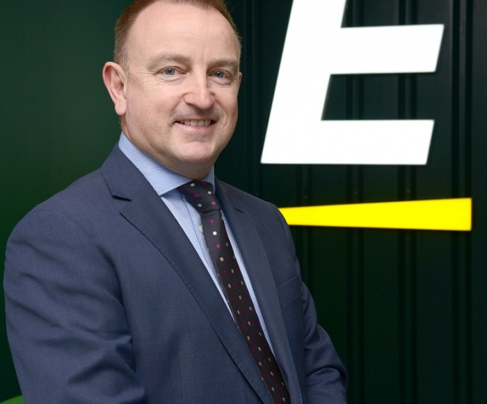 Forsythe takes top sales role with Europcar in the UK