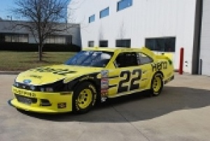 Penske's No. 22 Hertz Ford Mustang debuts at Road Course
