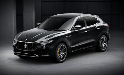 Hertz welcomes Maserati Levante to European locations