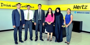 Hertz expands operations in United Arab Emirates
