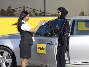 Hertz launches new sales drive in Australia