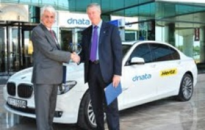 Hertz partners with dnata for Middle East expansion