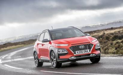 Europcar welcomes Hyundai Kona to fleet