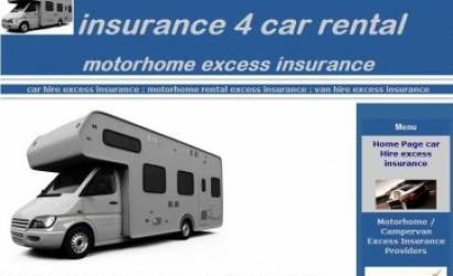 Insurance4carrental.com has mini makeover